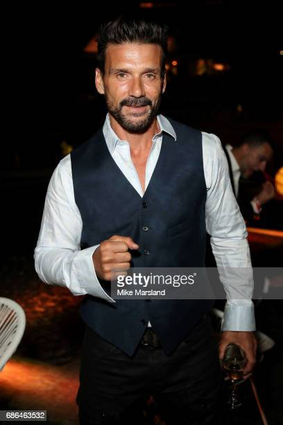 Actor Frank Grillo attends the Netflix party during the 70th annual Cannes Film Festival at on May 21 2017 in Cannes France