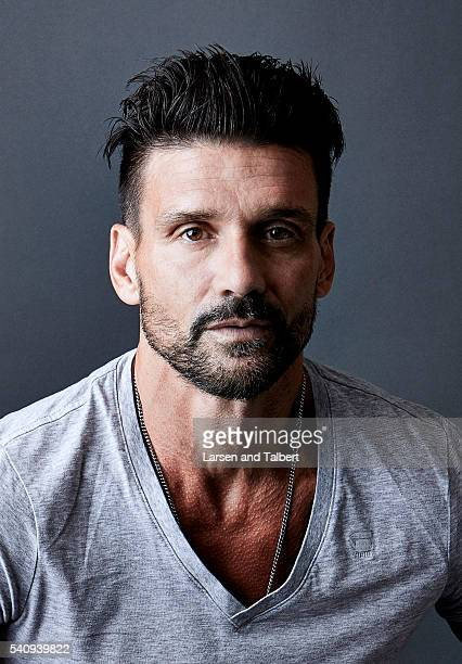Actor Frank Grillo of 'Kingdom' is photographed for Entertainment Weekly Magazine at the ATX Television Fesitval on June 10 2016 in Austin Texas