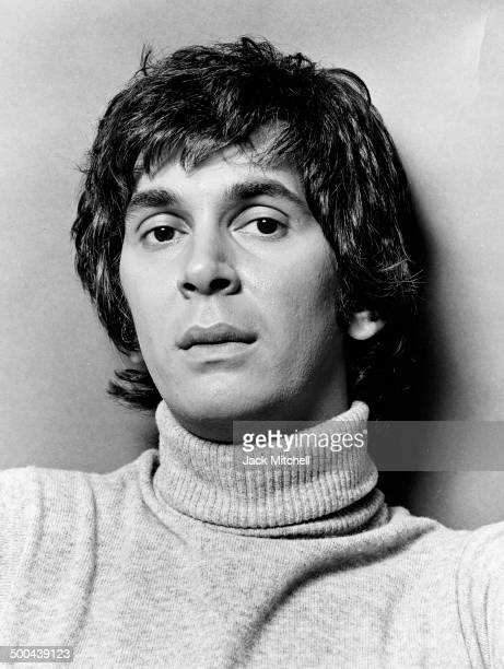 Actor Frank Langella photographed in 1970 after his very first film appearance in 'Diary of a Mad Housewife'