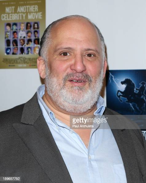 Actor Frank Medrano attends the premiere for 'Not Another Celebrity Movie' at Pacific Design Center on January 17 2013 in West Hollywood California