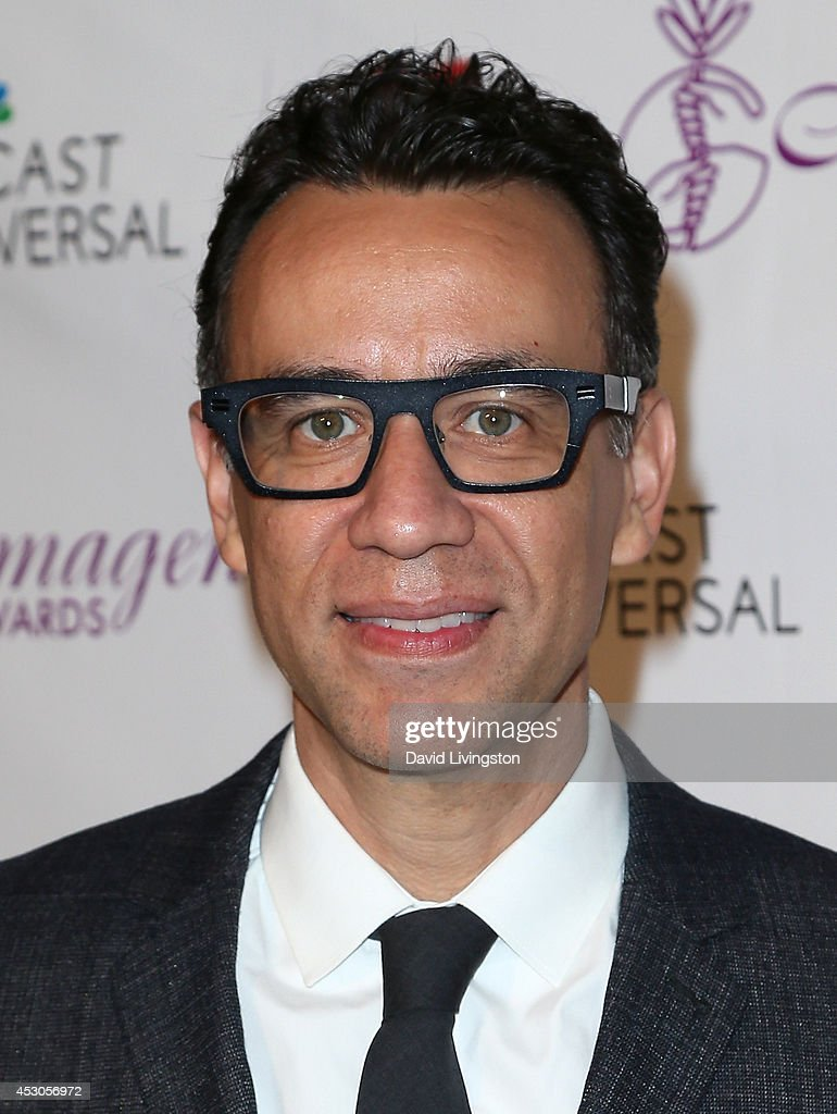 Actor <a gi-track='captionPersonalityLinkClicked' href=/galleries/search?phrase=Fred+Armisen&family=editorial&specificpeople=221426 ng-click='$event.stopPropagation()'>Fred Armisen</a> attends the 29th Annual Imagen Awards at the Beverly Hilton Hotel on August 1, 2014 in Beverly Hills, California.