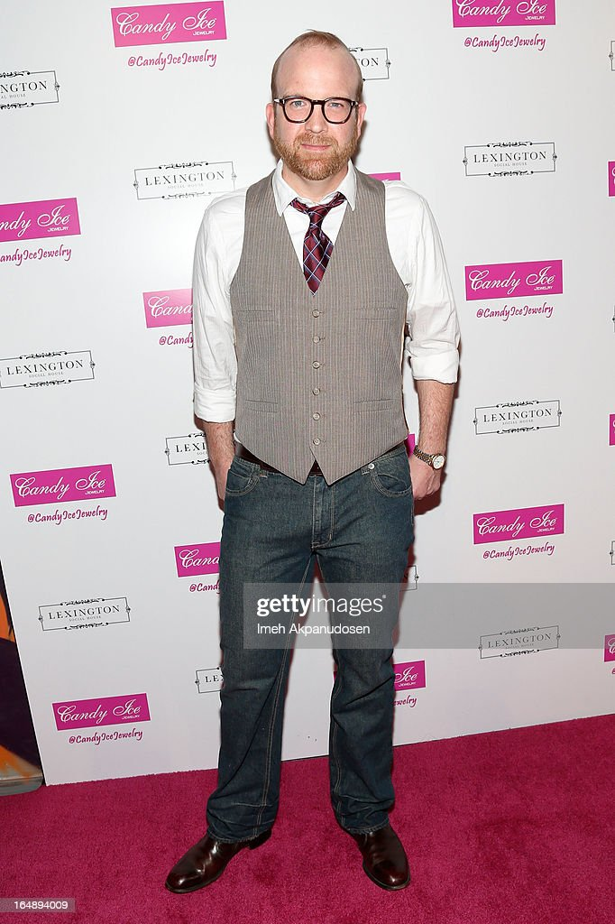Actor Fred Cross attends the Fire & Ice Gala Benefiting Fresh2o at Lexington Social House on March 28, 2013 in Hollywood, California.
