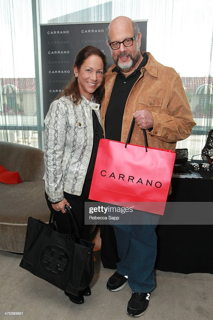 Actor Fred Melamed attends Kari Feinstein's Pre-Academy Awards Style Lounge at the Andaz West Hollywood on February 27, 2014 in Los Angeles, California.