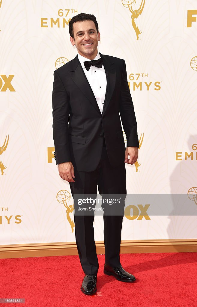 Actor Fred Savage attends the 67th Annual Primetime Emmy Awards at Microsoft Theater on September 20 2015 in Los Angeles California