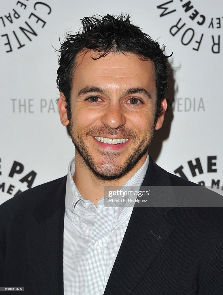 Actor Fred Savage attends The Paley Center for Media's An Evening with 'Happy Endings' on August 29 2011 in Beverly Hills California