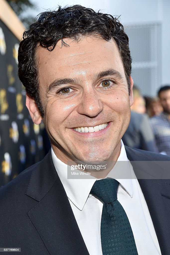 Actor Fred Savage attends the Television Academy's 70th Anniversary Gala on June 2 2016 in Los Angeles California
