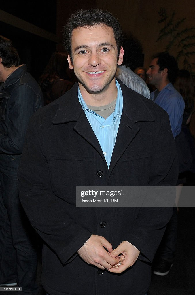 Actor Fred Savage during the premiere screening after party of 'Before I Forget' in association with the Motion Picture Television Fund and Netflix...