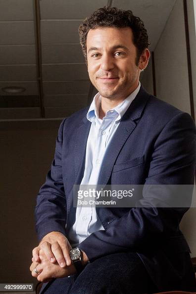 Actor Fred Savage is photographed for Los Angeles Times on August 6 2015 in Los Angeles California PUBLISHED IMAGE CREDIT MUST READ Bob...
