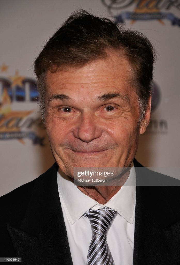 Actor <a gi-track='captionPersonalityLinkClicked' href=/galleries/search?phrase=Fred+Willard&family=editorial&specificpeople=206757 ng-click='$event.stopPropagation()'>Fred Willard</a> arrives at Norby Walters' 22nd Annual Night Of 100 Stars Viewing Gala at the Beverly Hills Hotel on February 26, 2012 in Beverly Hills, California.