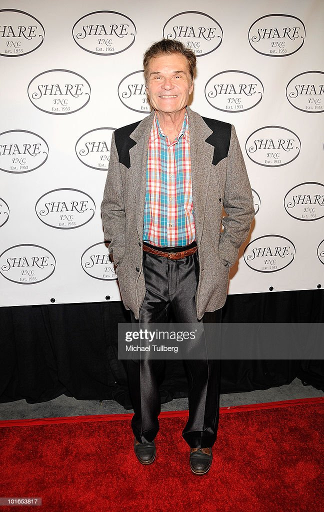 Actor Fred Willard arrives at SHARE's 57th Annual BOOMTOWN Event to help at-risk youth held at the Santa Monica Civic Auditorium on June 5, 2010 in Santa Monica, California.