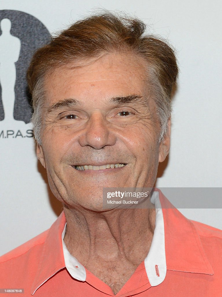 Actor Fred Willard arrives at The Academy of Motion Pictures Arts and Science's 'The Last 70mm Film Festival' Screening Of 'It's A Mad Mad Mad Mad...