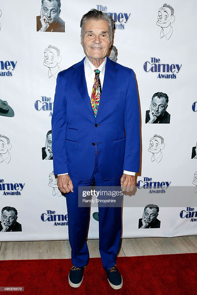 Carney Awards Honors Character Actors - Arrivals