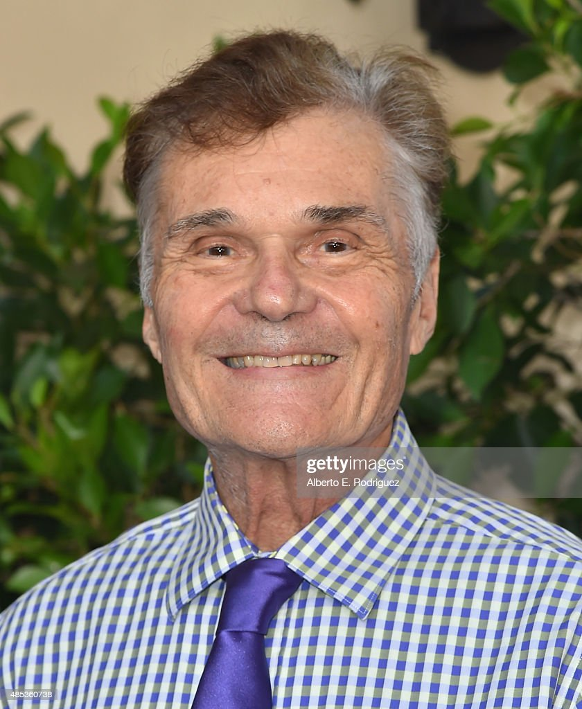 Actor Fred Willard attends a cocktail reception hosted by the Academy of Television Arts Sciences celebrating the Daytime Peer Group at Montage...