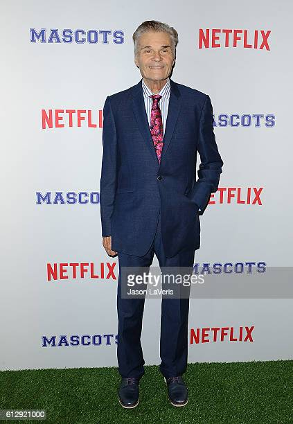 Actor Fred Willard attends a screening of 'Mascots' at Linwood Dunn Theater on October 5 2016 in Los Angeles California