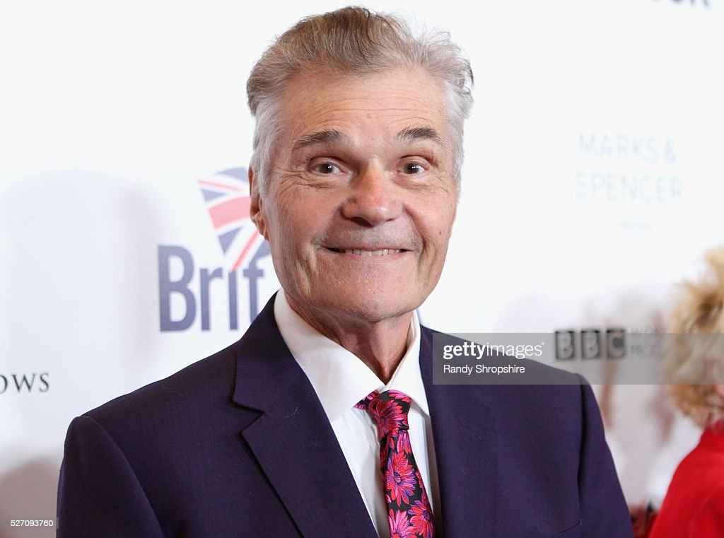Actor <a gi-track='captionPersonalityLinkClicked' href=/galleries/search?phrase=Fred+Willard&family=editorial&specificpeople=206757 ng-click='$event.stopPropagation()'>Fred Willard</a> attends BritWeek's 10th Anniversary VIP Reception & Gala at Fairmont Hotel on May 1, 2016 in Los Angeles, California.