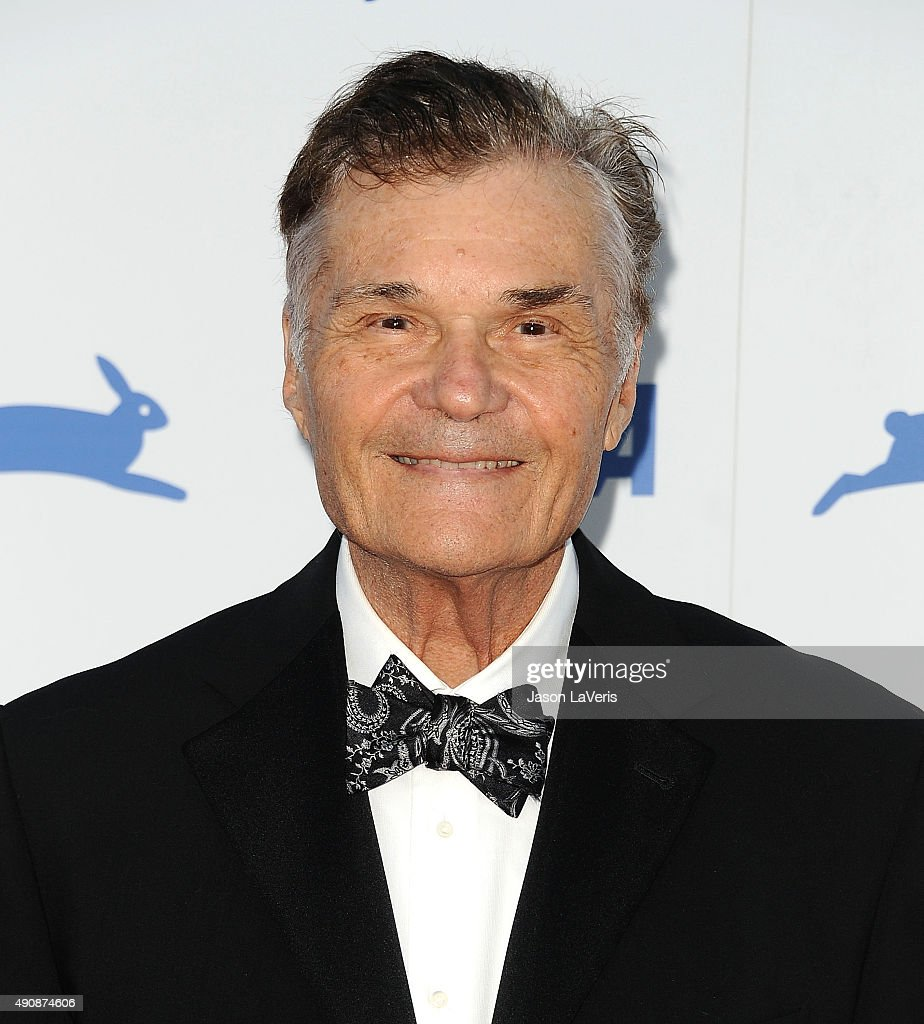 Actor Fred Willard attends PETA's 35th anniversary party at Hollywood Palladium on September 30 2015 in Los Angeles California