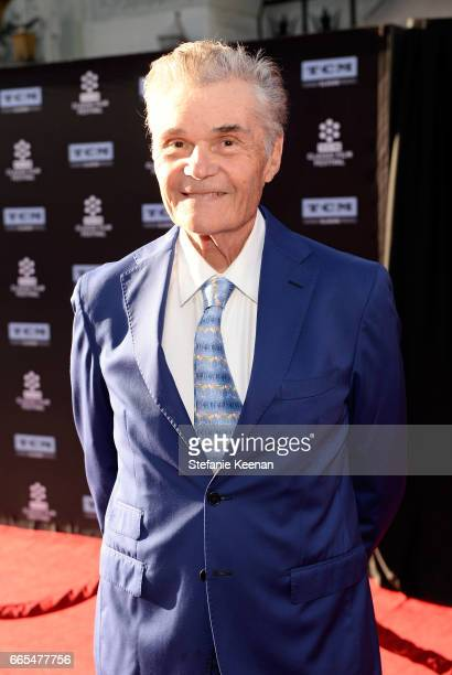 Actor Fred Willard attends the 50th anniversary screening of 'In the Heat of the Night' during the 2017 TCM Classic Film Festival on April 6 2017 in...