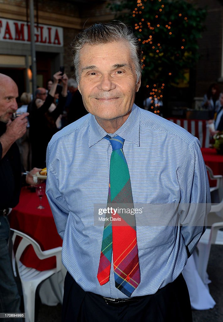 Actor <a gi-track='captionPersonalityLinkClicked' href=/galleries/search?phrase=Fred+Willard&family=editorial&specificpeople=206757 ng-click='$event.stopPropagation()'>Fred Willard</a> attends the after party for TV Land's 'Hot in Cleveland' Live Show on June 19, 2013 in Studio City, California. (TV Land's Hot in Cleveland goes LIVE at 10:00pm ET in the first LIVE broadcast in the channel's history. Betty White, Jane Leeves, Wendie Malick and Valerie Bertinelli are joined by guest stars William Shatner (Star Trek), Shirley Jones (The Partridge Family), Daniel Pudi (Community) and Brian Baumgartner (The Office).