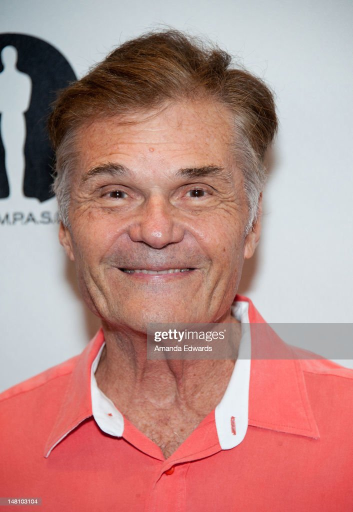 Actor Fred Willard attends the AMPAS Presents The Last 70mm Film Festival Series 'It's A Mad Mad Mad Mad World' cast crew reunion at the Academy of...