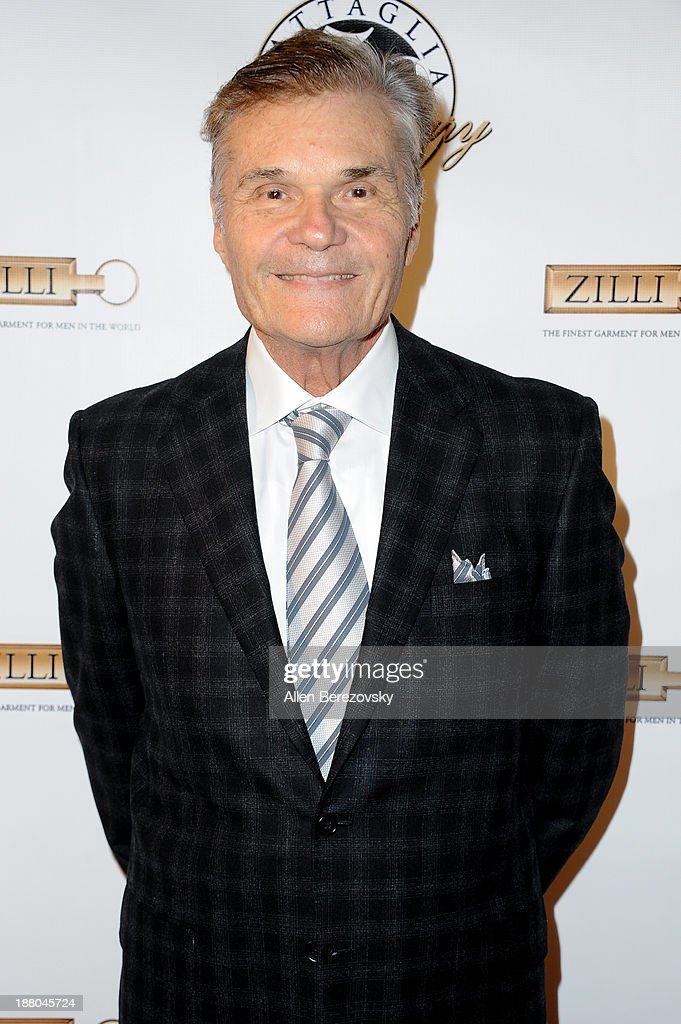 Actor <a gi-track='captionPersonalityLinkClicked' href=/galleries/search?phrase=Fred+Willard&family=editorial&specificpeople=206757 ng-click='$event.stopPropagation()'>Fred Willard</a> attends the Battaglia's 50th Anniversary of Quality & Elegance Celebration on November 14, 2013 in Beverly Hills, California.
