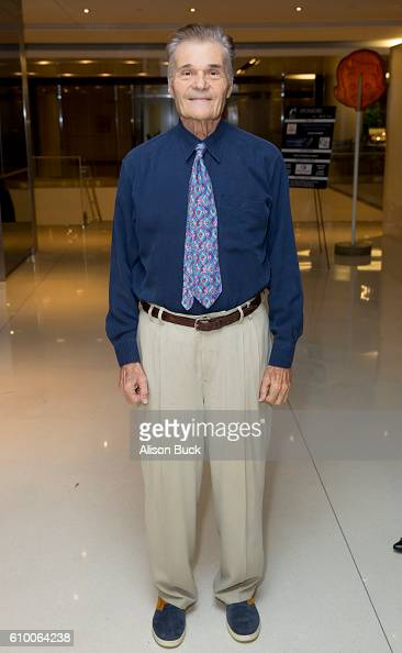 Actor Fred Willard attends the Stray Cat Alliance Presents Benefit Performance Of Celebrity Autobiography at CAA on September 23 2016 in Los Angeles...