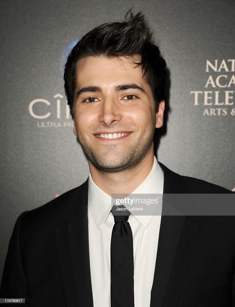Actor Freddie Smith attends the 40th annual Daytime Emmy Awards at The Beverly Hilton Hotel on June 16, 2013 in Beverly Hills, California.