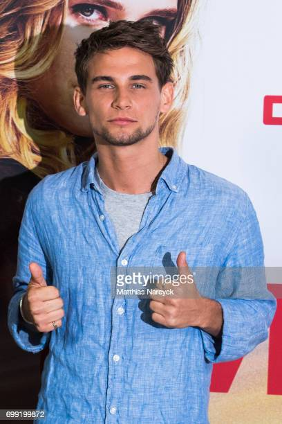 Actor Freddie Thorp attends the 'Overdrive' Photo Call at Hotel De Rome on June 21 2017 in Berlin Germany