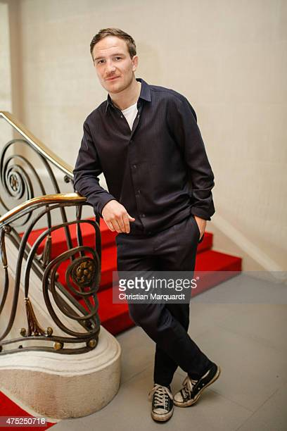 Actor Frederick Lau attends the Lola Festival at the Apple Store on May 30 2015 in Berlin Germany