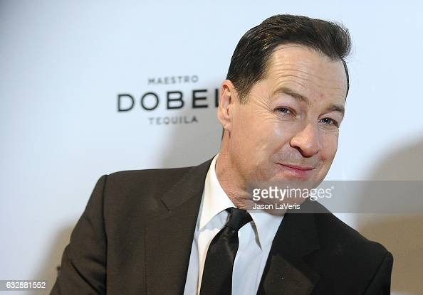 Actor French Stewart attends the premiere of 'The Comedian' at Pacific Design Center on January 27 2017 in West Hollywood California