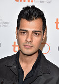 Actor from the film ' BeeBa Boyz Gabe Grey attends the Toronto International Film Festival Press Conference at TIFF Bell Lightbox on July 28 2015 in...