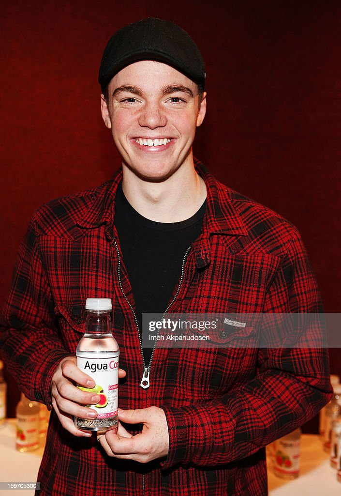 Actor Gabriel Basso attends Day 1 of the Kari Feinstein Style Lounge on January 18, 2013 in Park City, Utah.