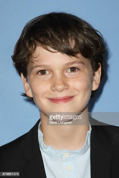 Actor Gabriel Bateman attends the screening of Warner Bros Pictures' 'Everything Everything' at the TCL Chinese Theatre on May 6 2017 in Hollywood...