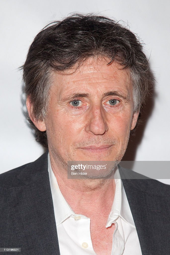 Actor <a gi-track='captionPersonalityLinkClicked' href=/galleries/search?phrase=Gabriel+Byrne&family=editorial&specificpeople=216390 ng-click='$event.stopPropagation()'>Gabriel Byrne</a> attends the Archaeological Institute Of America's 2011 annual gala at Capitale on April 26, 2011 in New York City.