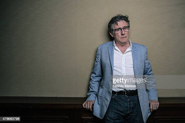 Actor Gabriel Byrne is photographed for The Hollywood Reporter on May 15 2015 in Cannes France **NO SALES IN USA TILL AUGUST 28 2015**