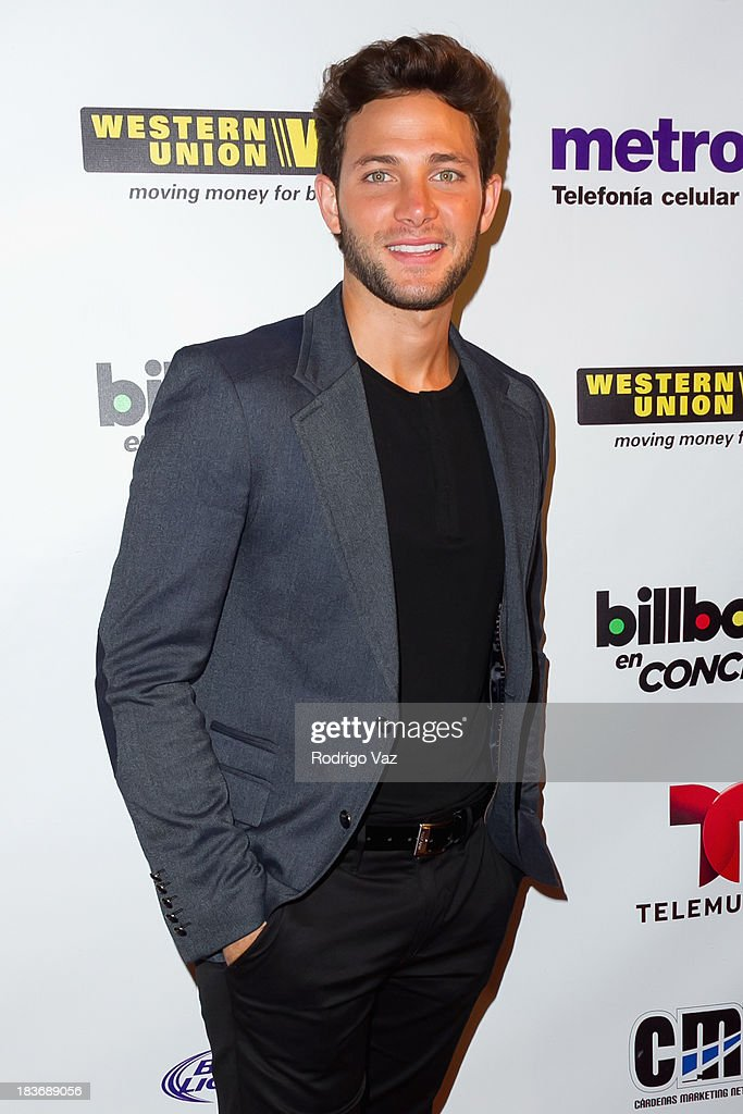 Actor Gabriel Coronel attends Billboard In Concert Series presents Calibre 50 at The Conga Room at L.A. Live on October 8, 2013 in Los Angeles, California.