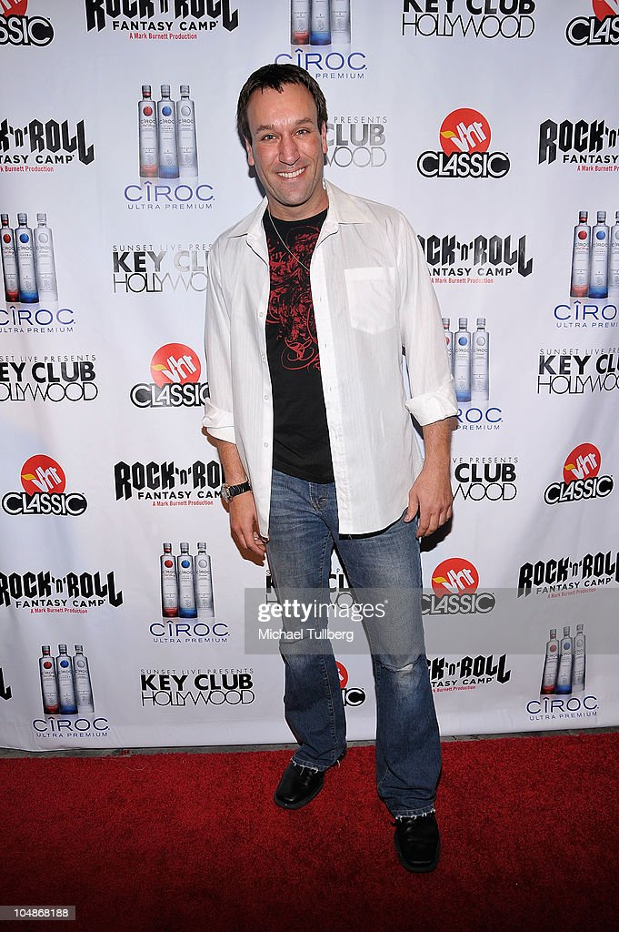 Actor Gabriel Garret arrives at the premiere party for VH1 Classic's 'Rock 'N' Roll Fantasy Camp' TV show on October 5, 2010 in Los Angeles, California.
