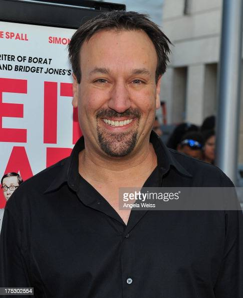 Actor Gabriel Jarret arrives at the Screening of Magnolia Pictures' 'I Give It A Year' at ArcLight Hollywood on August 1 2013 in Hollywood California