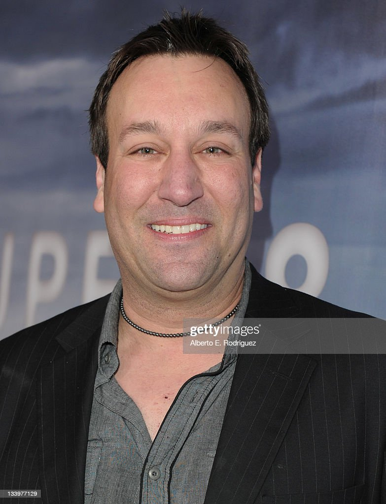 Actor Gabriel Jarret arrives to Paramount Pictures' 'Super 8' Blu-ray and DVD release party at AMPAS Samuel Goldwyn Theater on November 22, 2011 in Beverly Hills, California.