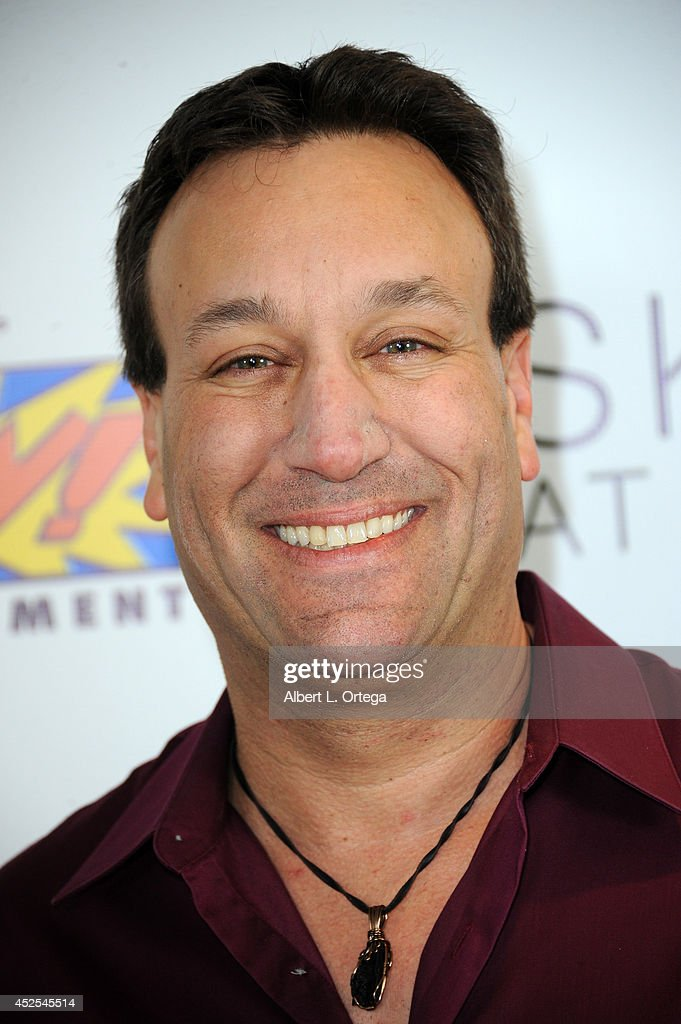 Actor Gabriel Jarret at Infolist.com's Pre-Comic-Con Bash held at Skybar on July 17, 2014 in West Hollywood, California.