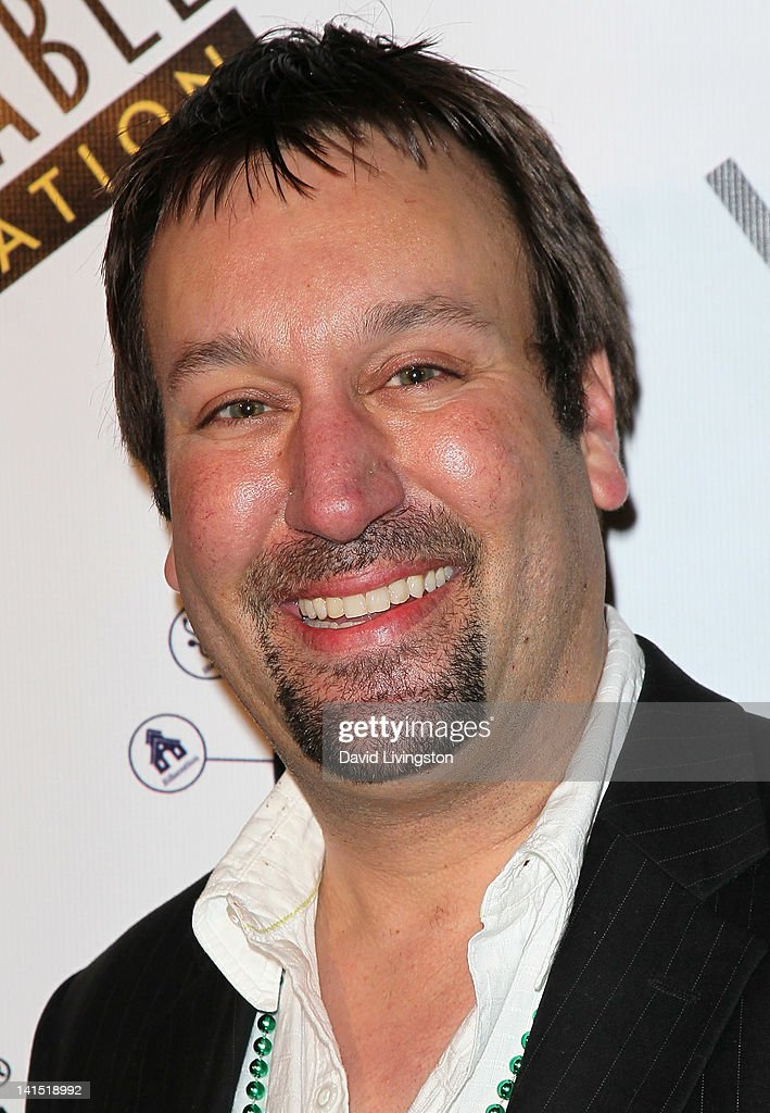 Actor Gabriel Jarret attends the 3rd annual Unstoppable Gala at the Millennium Biltmore Hotel on March 17, 2012 in Los Angeles, California.