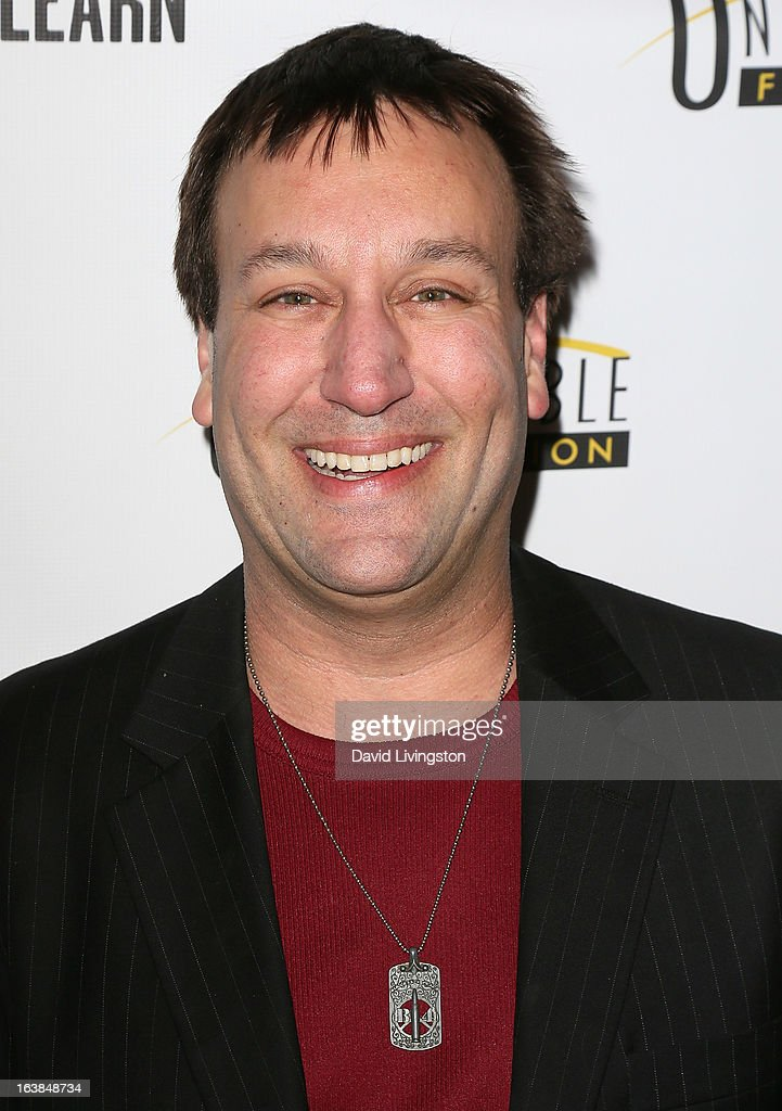Actor Gabriel Jarret attends the 4th Annual Unstoppable Gala at the Beverly Wilshire Four Seasons Hotel on March 16, 2013 in Beverly Hills, California.