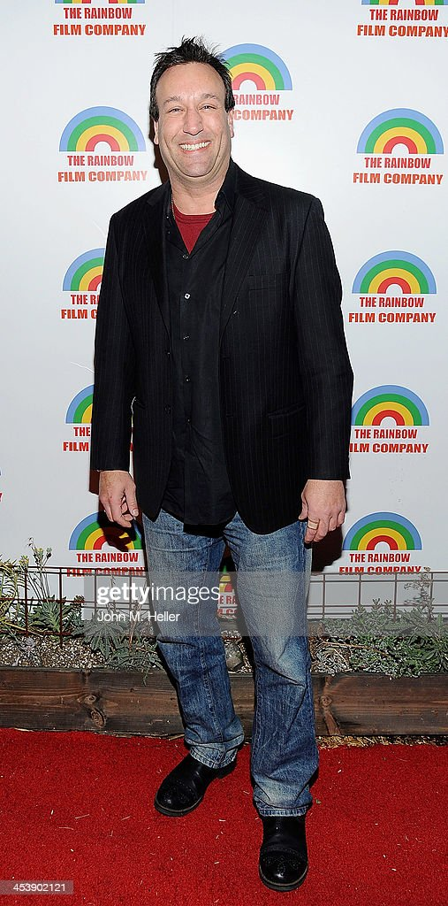 Actor Gabriel Jarret attends the Project Save Our Surf Holiday Celebration and Fundraiser at the Brakeman Brewery on December 5, 2013 in Los Angeles, California.