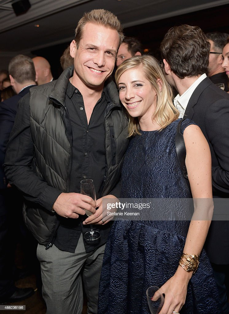 Actor Gabriel Macht and guest attend the Spotlight TIFF party hosted by GREY GOOSE Vodka and Soho Toronto at Soho House Toronto on September 14 2015...
