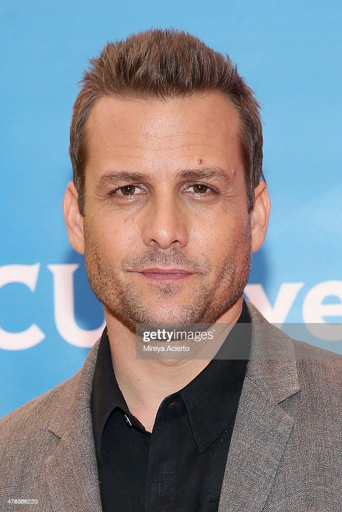 Actor Gabriel Macht attends the 2015 NBC New York Summer Press Day at Four Seasons Hotel New York on June 24 2015 in New York City