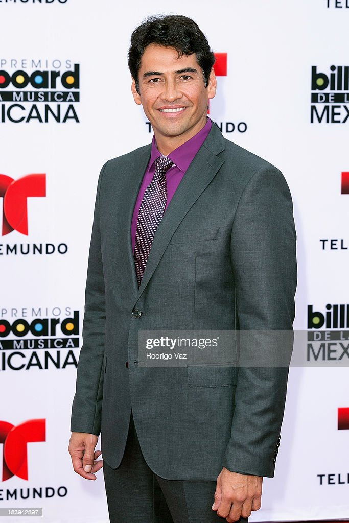 Actor Gabriel Porras attends the 2013 Billboard Mexican Music Awards arrivals at Dolby Theatre on October 9, 2013 in Hollywood, California.
