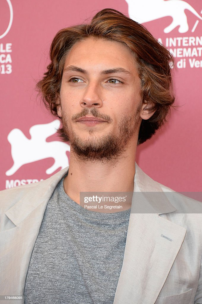 Actor Gabriele Rendina attends 'L'Intrepido' Photocall during the 70th Venice International Film Festival at Palazzo del Casino on September 4, 2013 in Venice, Italy.
