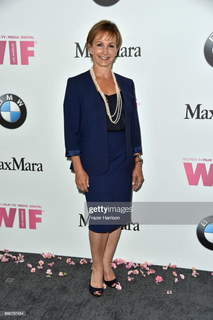 Actor Gabrielle Carteris attends the Women in Film 2017 Crystal + Lucy Awards Presented by Max Mara and BMW at The Beverly Hilton Hotel on June 13, 2017 in Beverly Hills, California.