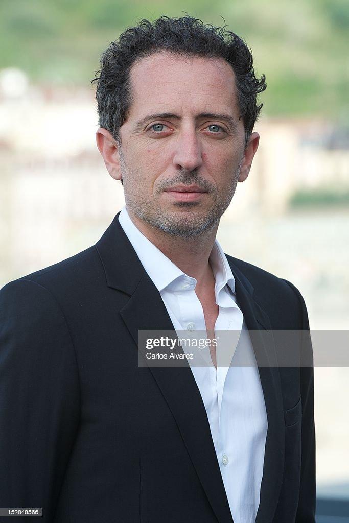 Actor Gad Elmaleh attends the 'Le Capital' photocall at the Kursaal Palace during the 60th San Sebastian International Film Festival on September 27, 2012 in San Sebastian, Spain.