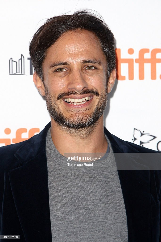 Actor Gael Garcia Berna attends the 'Desierto' premiere during the 2015 Toronto International Film Festival held at The Elgin on September 13, 2015 in Toronto, Canada.