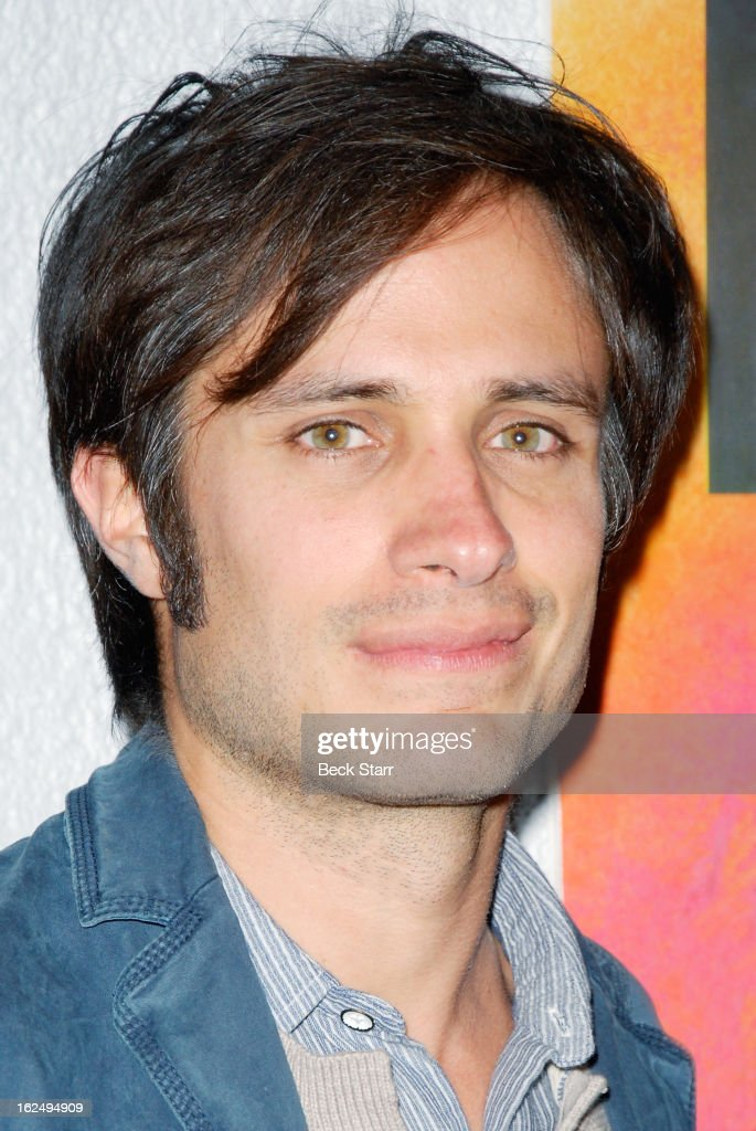 Actor <a gi-track='captionPersonalityLinkClicked' href=/galleries/search?phrase=Gael+Garcia+Bernal&family=editorial&specificpeople=202025 ng-click='$event.stopPropagation()'>Gael Garcia Bernal</a> arrives at the Sony Pictures Classics Pre-Oscar Dinner at The London Hotel on February 23, 2013 in West Hollywood, California.